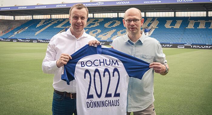Dönninghaus bleibt VfL Netzwerkpartner